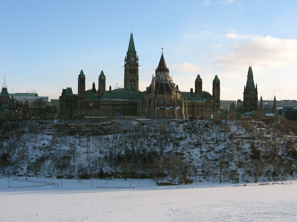 Parliament buildings (Photo: Shane Zurbrigg via Flickr)