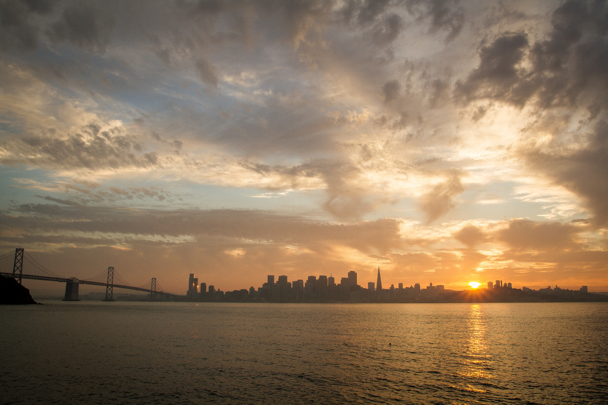 San Francisco Sunset (Christian Arballo)