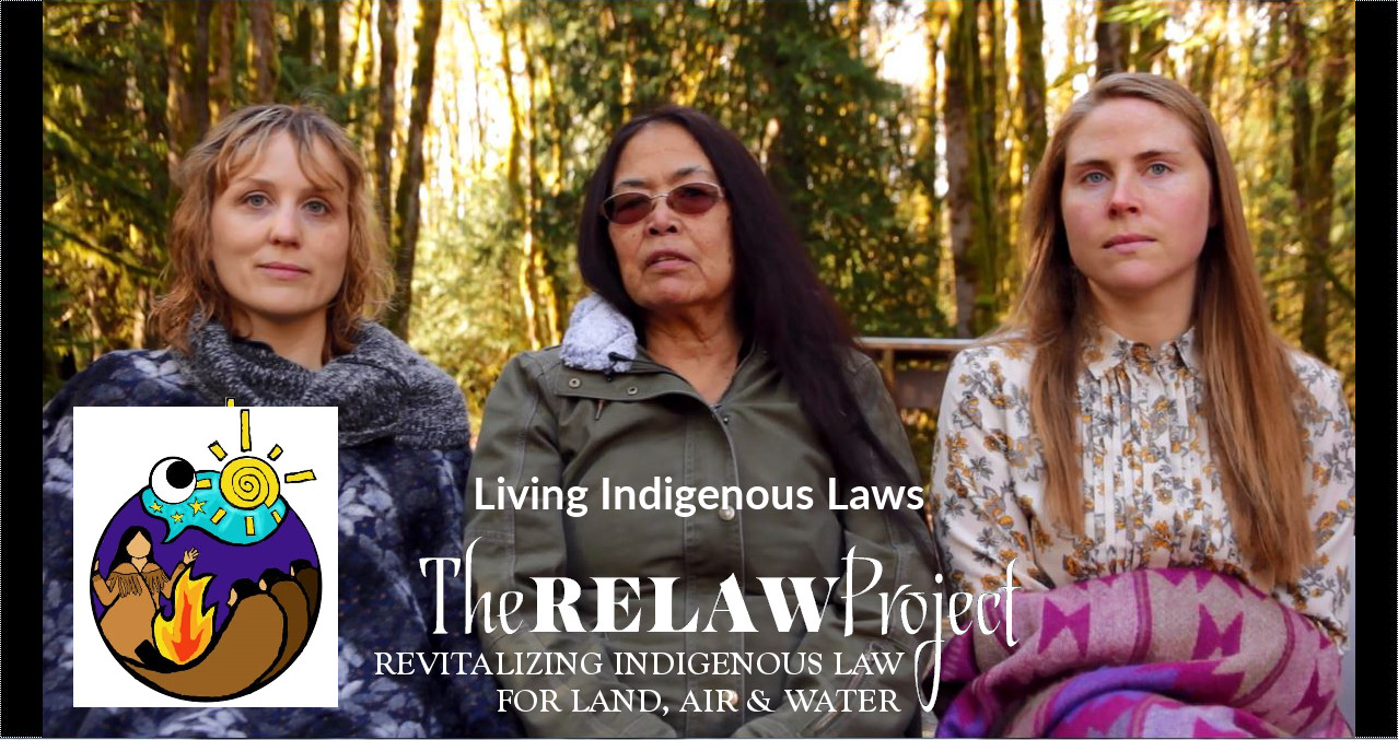 RELAW: Living our Indigenous Laws Screenshot