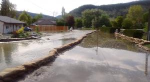 2018 flooding in Merritt, BC (Photo: Andrew Gage)