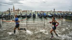 Venice flooding (Photo: Roberto Trombetta)