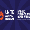 Unite Against Racism on March 21st