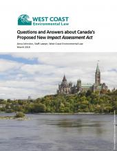 Q+A on Impact Assessment Act