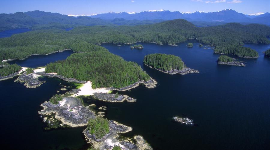 Haida Gwaii (Photo: Province of BC)