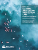 Ocean Law Guide - Cover Image (aerial of ocean wildlife/herring spawn)